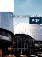 Britain and the ECHR
