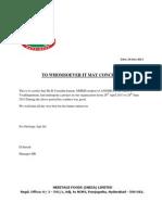 sample format of certificate