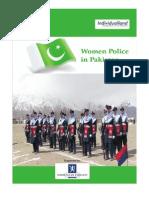 Women Police in Pakistan