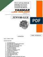 Yanmar 3TNV88