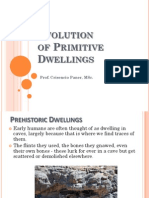 Evolution of Primitive Dwellings