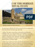 9 - Rise of the Serbian medieval state