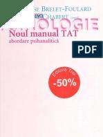 Francoise Brelet Foulard Noul Manual Tat Abordare Psihanalitica