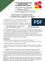 Compte Rendu CGT ELT LC DP Du 02 07 13
