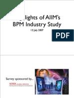 Bpm Survey 4493