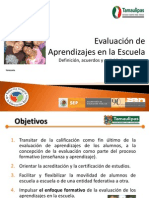 evaluacindelosaprendizajesenlaescuelapresentacintamaulipas-110808133525-phpapp02
