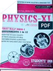 Physics 1 Aptitude(Entry) Test Notes Students Inn -1st Year. PDF.pdf