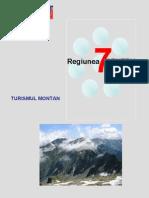 Regiunea 7 CENTRU - Turismul montan
