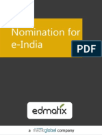 eIndia_WorldEducationSummit_2013_Nomination_CampusManagementSolution