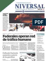 Portadas periódicos nacionales 05-Jul-2013