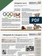 Olimpia Daca Teque Se 2010