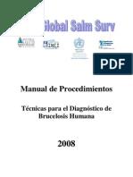Manual de Procedimientos Brucelosis_2008