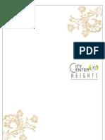 City Center Brochure