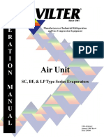 Air Unit Manual - AU