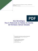 Guía Metodológica de Modelos de Gestión Chile