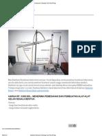 Distilator Bioetanol _ Berbagi Tak Pernah Rugi