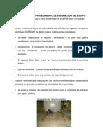 ELABORACIÓN DEL PROCEDIMIENTO DE ENSAMBLADO DEL EQUIPO ENFRIADOR  POR  AGUA CON COMPRESOR CENTRÍFUGO CVHE0320 (1)
