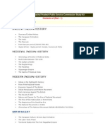 Contents of Himachal Pradesh Public Service Commission Study Kit