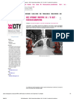RECityMagazine - MSC2 Hyperbody Prototipos 1_01 _ TU Delft - Facultad de Arquitectura