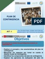 PLAN DE CONTINGENCIA.ppt