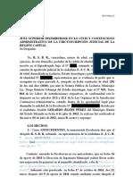 Recurso de Nulidad contra Resolución Administrativa dictada por una Alcaldía en materia urbanística
