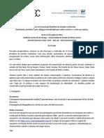 Circular 003 VI Encuentro de la Asociación Brasileña de Estudios Cementeriales portugués