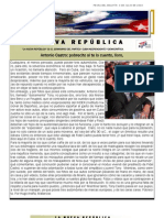Lnr 83 (Revista La Nueva Republica) 3 de Julio de 2013 Cubacid.org