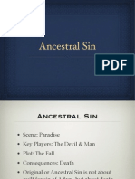 Ancestral Sin