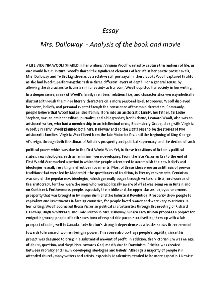 It and society essay