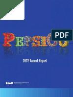 PEP Annual Report 2012