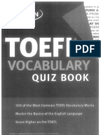 Can anyone ( esp a former examinee) give me a piece of advice about TOEFL exam...?