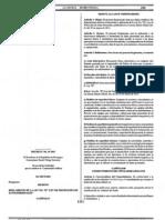 2012-10-10- G- Decreto No  36-2012 Reglamento de la Ley No  787 Ley de protección de datos personales