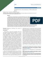 Isolation Bacteria Petroleum