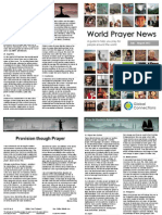 World Prayer News
