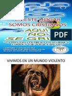 Presentación del lanzamienton BAJA LA VOZ