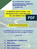 Morfología fluvial (Diapositivas)