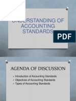 Indian accounting standards.