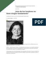 F. Heritier Nota La Nacion 2007