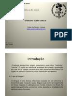 Dengue - Felipe Esteves