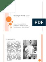 Doen-¦ça de Chagas- 16.05