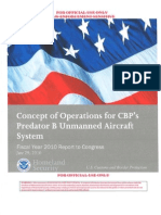 Customs and Border Protection's Plan to Weaponize Unmanned Drones Used at Border