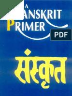 A Sanskrit Primer - ED Perry