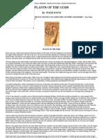 Critical Thinking_ Wade Davis Essay_ Plants of the Gods
