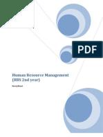 Human Resource Management (BBS 2nd Year .T.U).pdf