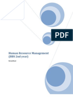 Human Resource Management (BBS 2nd Year .T.U).pdf