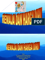 REMAJA & HARGA DIRI
