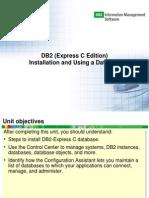 1 DB2 Installation