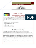 Newsletter - July 2013