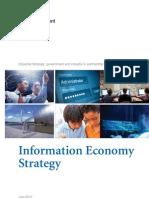 Information Economy Strategy