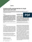 Complicaciones Laparoscopia Colon